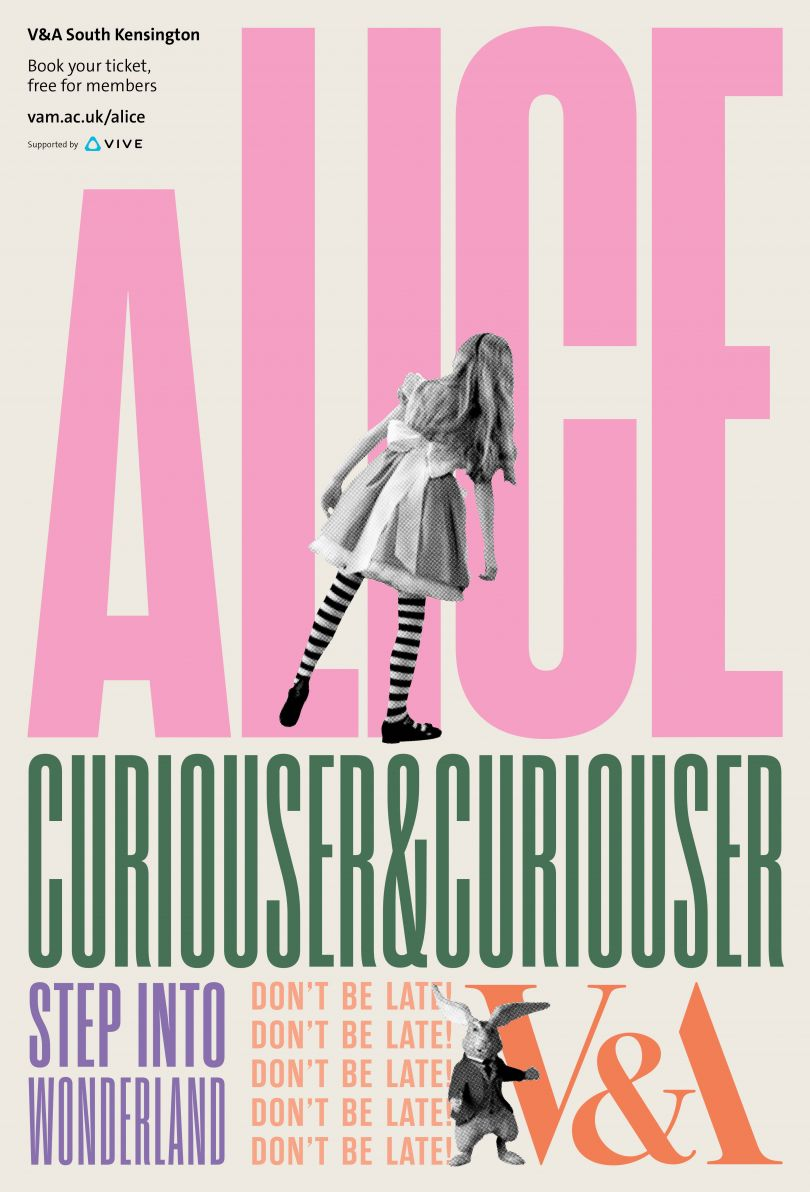 Alice Curiouser and Curiouser Victoria & Albert Museum